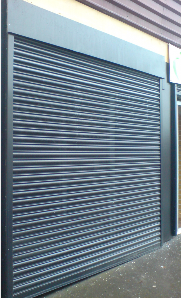 Steel Security Roller Shutter - 5